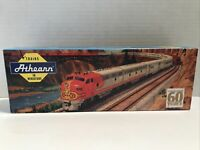 Athearn #1929 HO ACF Centerflow Golden West Service Train Kit Unassembled NIB