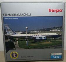 Boeing 707-300 Air Force One 513807 1/500 Herpa