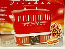 CUIZEN ELECTRIC HOT DOG STEAMER & BUN WARMER TESTED Picnic Cook Out Concession