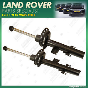 LAND ROVER FREELANDER 2 2006>2014 REAR SHOCK ABSORBERS PAIR X2