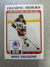 Mike Eruzione #13 Lake Placid GOLD NHL Hockey 1983 M&M Olympics Olympic Heroes