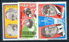 PARAGUAY-Space Mi # 1871/3, MH, VF