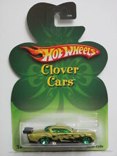 HOT WHEELS 2007 CLOVER CARS  AT-A-TUDE