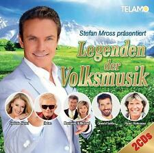 Legenden der Volksmusik -  Stefan Mross päsentiert    2 CD Neu OVP