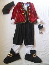 Costume PIRATE garçon - 7/8 ans - neuf  - 4 Pièces