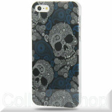 Skeleton Style Plastic Protective Case for iPhone 5