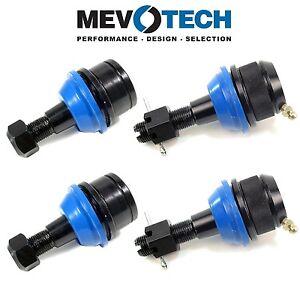 For Ford Explorer F-100 Ranger 4WD Upper & Lower Ball Joints Kit Mevotech