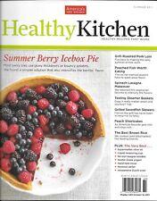 Americas Test Kitchen Magazine Healthy Kitchen Summer Berry Icebox Pie Pork Loin
