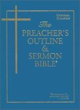 Preacher's Outline and Sermon Bible : Galatians, Ephesians, Philippians,...