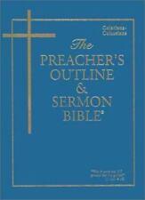 Preacher's Outline and Sermon Bible : Galatians, Ephesians, Philippians,...
