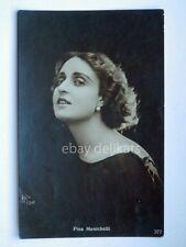 Cinema PINA MENICHELLI attrice muto silent movie foto Pinto Roma 377