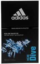 Adidas Ice Dive Eau De Toilette Spray 100 ml / 3.4 Oz