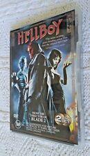 Hellboy (DVD, 2-Disc Set) REGION-4, LIKE NEW, FREE POST WITHIN AUSTRALIA