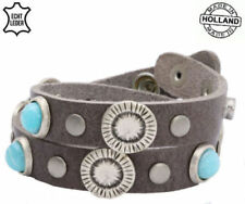 Modeschmuck-Armbänder im Armreif-Stil aus gemischten Metallen Karabinerverschluss