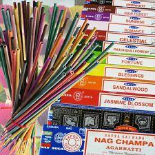 Satya Incense Joss Sticks Genuine Nag Champa Fragrance Incence 15g Mix Match Box
