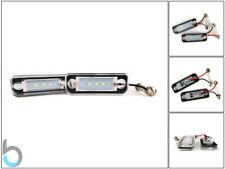 2 Stück LED SMD Kennzeichenbeleuchtung Mercedes Benz CLS C219 W219 Links Rechts