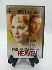Far from Heaven DVD