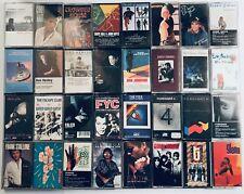 You Pick Cassette Tapes: The 80s: Pop, Rock, Madonna, Wham, Michael Jackson