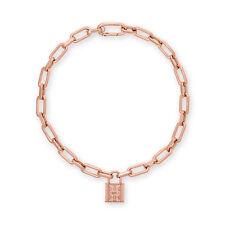 MICHAEL KORS Damen Halskette mit Anhänger MKJ7095791 rose gold