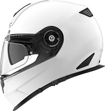 schuberth s2 sport blanc brillant casque moto - XL