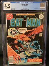 Batman 288 (1977) CGC 4.5, Penguin Appearance, Brand New Slab! Make Offer! VG+