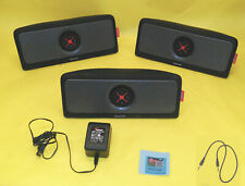 Lot 3: Portable Re-Chargable Battery Powered Laptop/Notebook Speaker/ Subwoofer