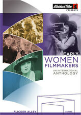 Early Women Filmmakers: An International Anthology [New Blu-ray] With DVD
