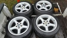 """BMW Z3 E36 E46 OEM Wheels Rims Tires STYLE 18 325 328 318 92-05 17"""" STAGGERED"""