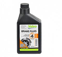 Valeo Brake Fluid 402402DOT4 0.5L fits MORGAN ROADSTER  1.6 4/4 3.0 V6 3.7