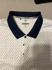 ADIDAS Mens Dri Wick Climalite GOLF Polo Sport Shirts Size XL