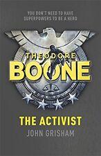 Theodore Boone: the Activist, Grisham, John, Very Good condition, Book