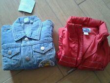 2 Giubbotti bambino 12 mesi Disney e Chicco Jeans  primavera
