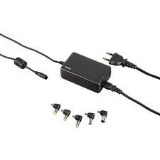 Hama NOTEBOOK/NETBOOK Alimentatore Universal, 5 Adattatore, 19 Volt, 48 Watt, 39660