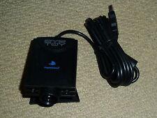SONY PLAYSTATION 2 PS2 ufficiale di macchina fotografica-EYE TOY! Nuovo di Zecca Nero USB EYETOY CAM