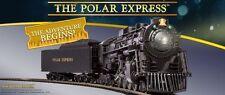 Lionel HO Scale 6-58018 Polar Express Birkshire Steam Locomotive W/ Tender Sound