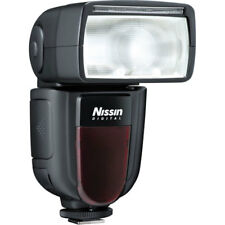 NEW Nissin Speedlite Di700A Flash for Canon Cameras