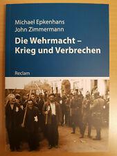 Wehrmacht- Krieg u Verbrechen Taschen-Buch Bundeswehr TaBu Militär-Geschichte Bw