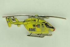 Pin Hubschrauber Helicopter BK 117 ADAC HEMS crystal genève H21P