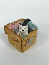 Peter Fagan Colour Box Cats Cat in a Box