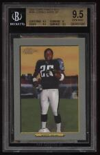 2006 Topps Turkey Red #198 LenDale White SP rookie BGS 9.5