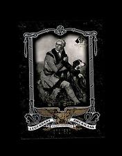2007 SP Legendary Cuts Legendary Americana #36 Daniel Boone /550 (A01)