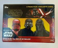 Topps 2019 Star Wars The Rise of Skywalker Blaster Box-33 Cards-New Sealed Darth