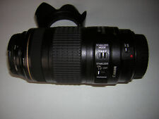 objectif canon 70-300 mm EF/EF-S IS USM stabilizer