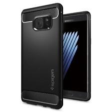 Case SPIGEN SGP RUGGED ARMOR for Samsung Galaxy NOTE 7 FAN EDITION - BLACK