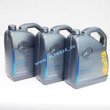 15L Orig Mercedes Sintético Aceite de Motor Ölservice 5W40 MB 229.5 A00098983701