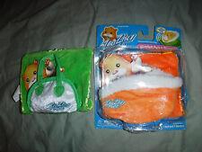 Zhu Zhu Pets Hamster Bed & Blanket Plush Soft Toy Stuffed Animal Accessory