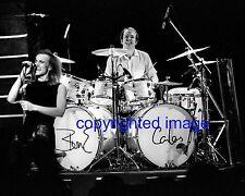 Cheap Trick Bun E Carlos Robin Zander 2/1/81 Granada Theatre Chicago B+W 8x10 H