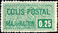 FRANCE COLIS POSTAUX N° 78 NEUF*
