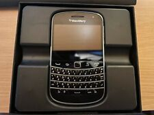 Blackberry Bold 9900 charcoal Schwarz in OVP (ohne Simlock) Smartphone QWERTZ