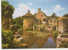 Scotney Castle Kent Postcard 271a